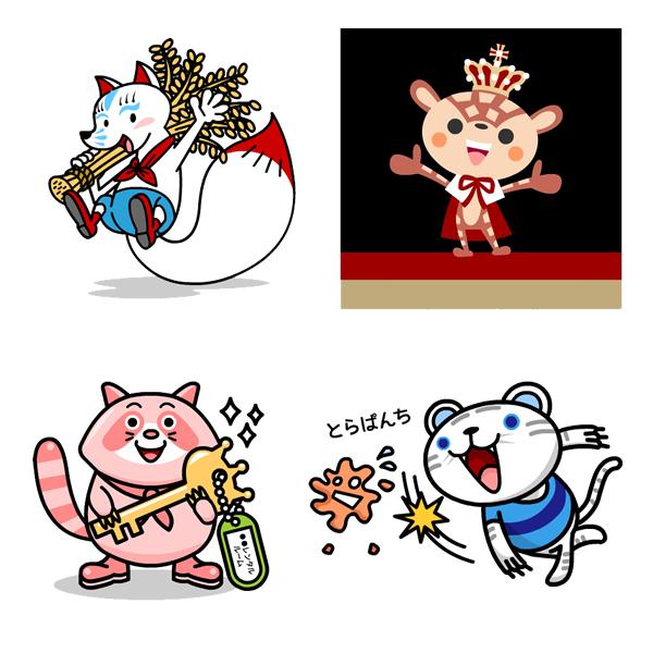 キャラクターデザイン02